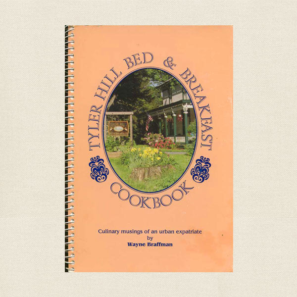 Tyler Hill Bed and Breakfast Cookbook - Pennsylvania