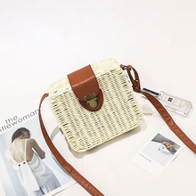 Load image into Gallery viewer, Isabella Woven Bag - Elarah