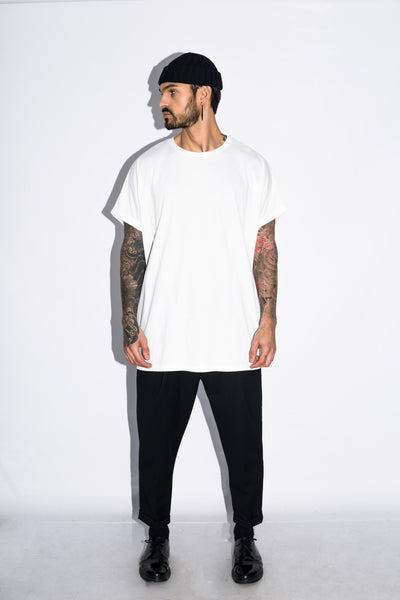 Le T-Shirt Over-Size Homme