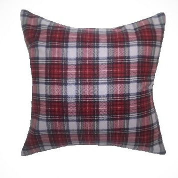 Candy Cane Throw Pillow Cover - Sale Item