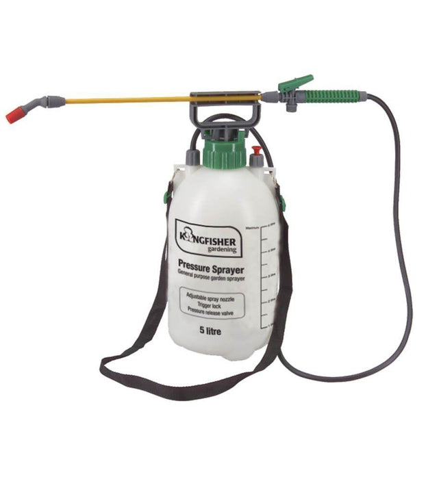Pump Action Dust Mite Insecticide Pressure Sprayer 5ltr