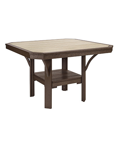 "45"" Square Dining Table"