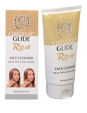 Facial Cleanser Puts An End To Blemishes - Acne Prone