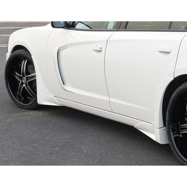 11-19 Dodge Charger Fender Flare Extension