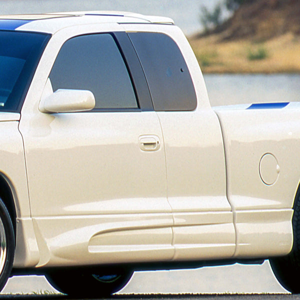 97-04 Dodge Dakota (Extended Cab Pickup) Rocker Panel Kit  - Left and Right