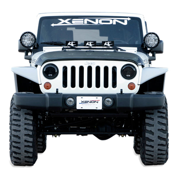 Jeep Fender Flare Set  - Front and Rear