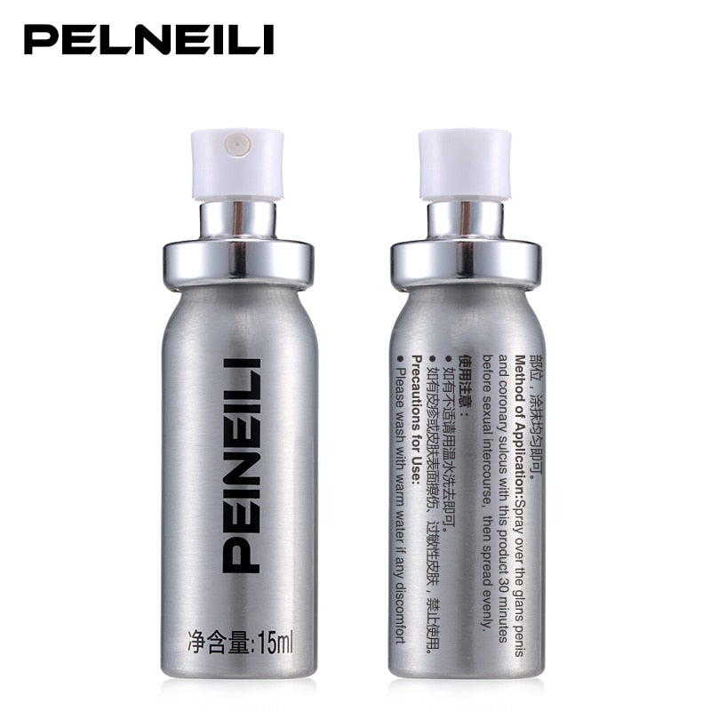 15 ml Penile erection spray New peineili male delay spray lasting 60 minutes sex products for men penis enlargement cream