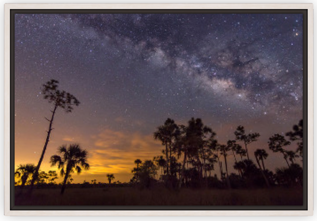 River Of Stars Canvas