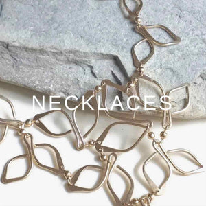 Necklaces by Carla De La Cruz Jewelry