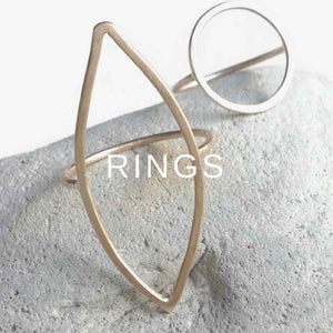 Rings  by Carla De La Cruz Jewelry