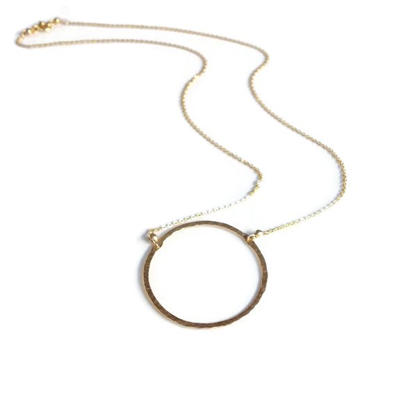 Elafri Circle Necklace