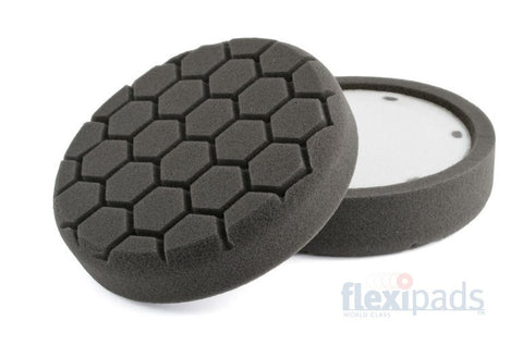 FLEXIPADS PRO-DETAIL BLACK FINISHING PAD