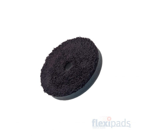 FLEXIPADS BLACK MICROFIBRE FINISHING DISC 5""