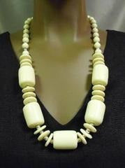 African Bone Necklace