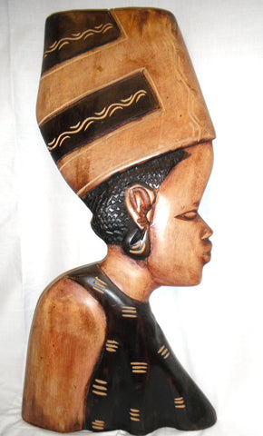 The Beautiful Nefertiti