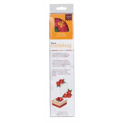 Closeout -  Cuttlebug Quilling Kit - Poinsettia