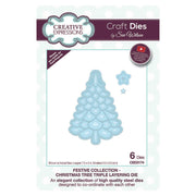 Sue WIlson - Festive Collection - Christmas Tree Triple Layering Die