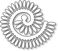 Impression Obsession - Dies - Spiral Daisy