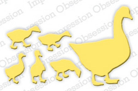Impression Obsession - Dies - Duck Set