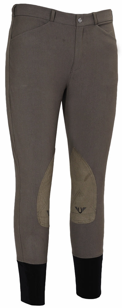 TuffRider Men's A-Circuit Knee Patch Breeches_1
