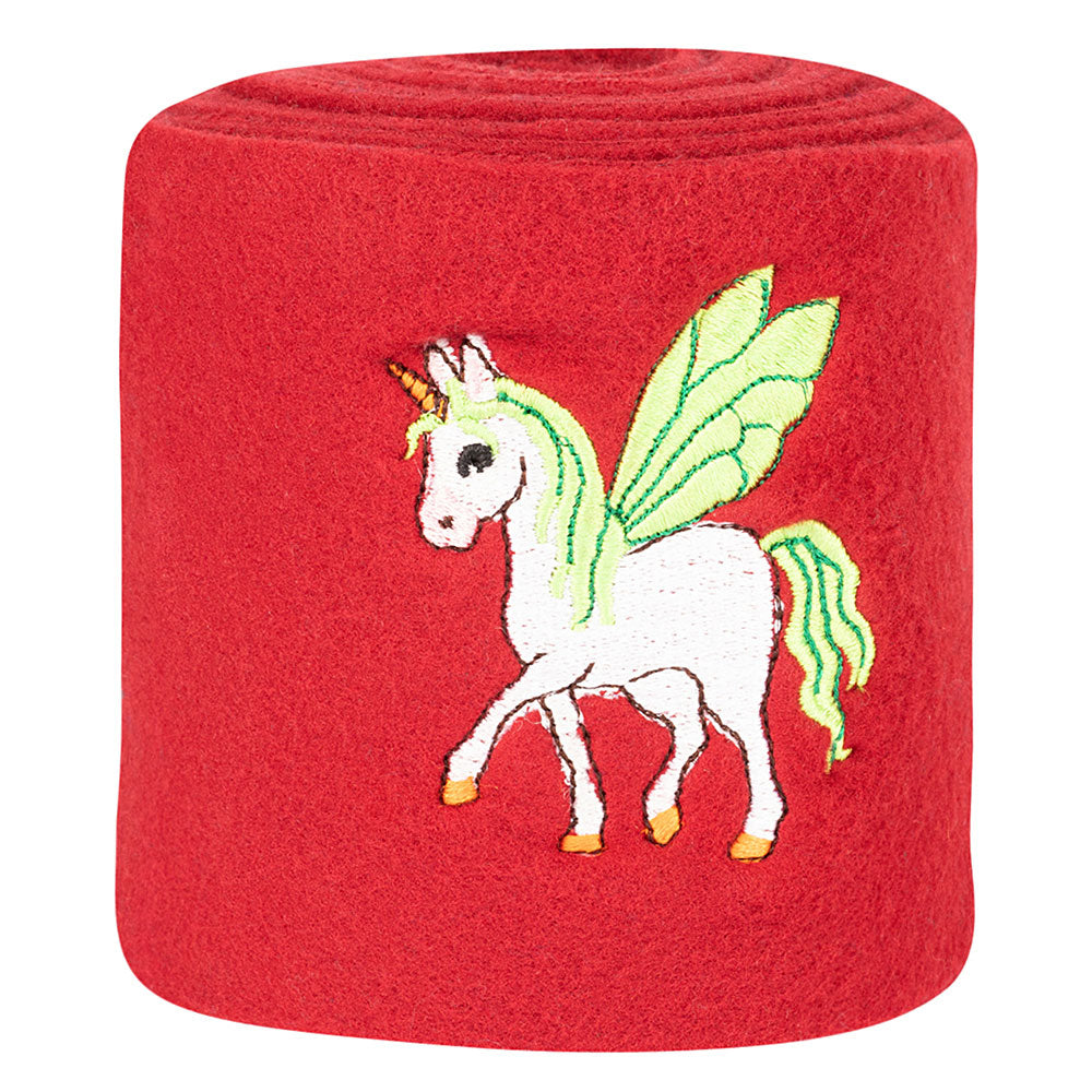 Tuffrider Unicorn Fleece Polo Wrap_1