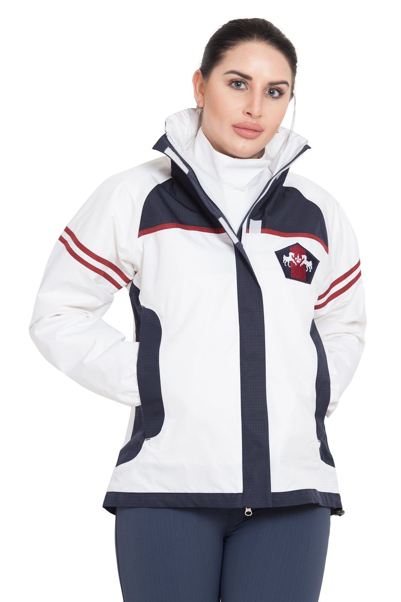 Equine Couture Ladies Regatta Rain Shell_1