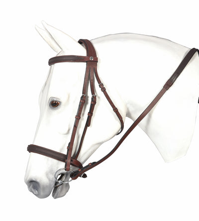 Henri de Rivel Pro Double Clear Bridle_1
