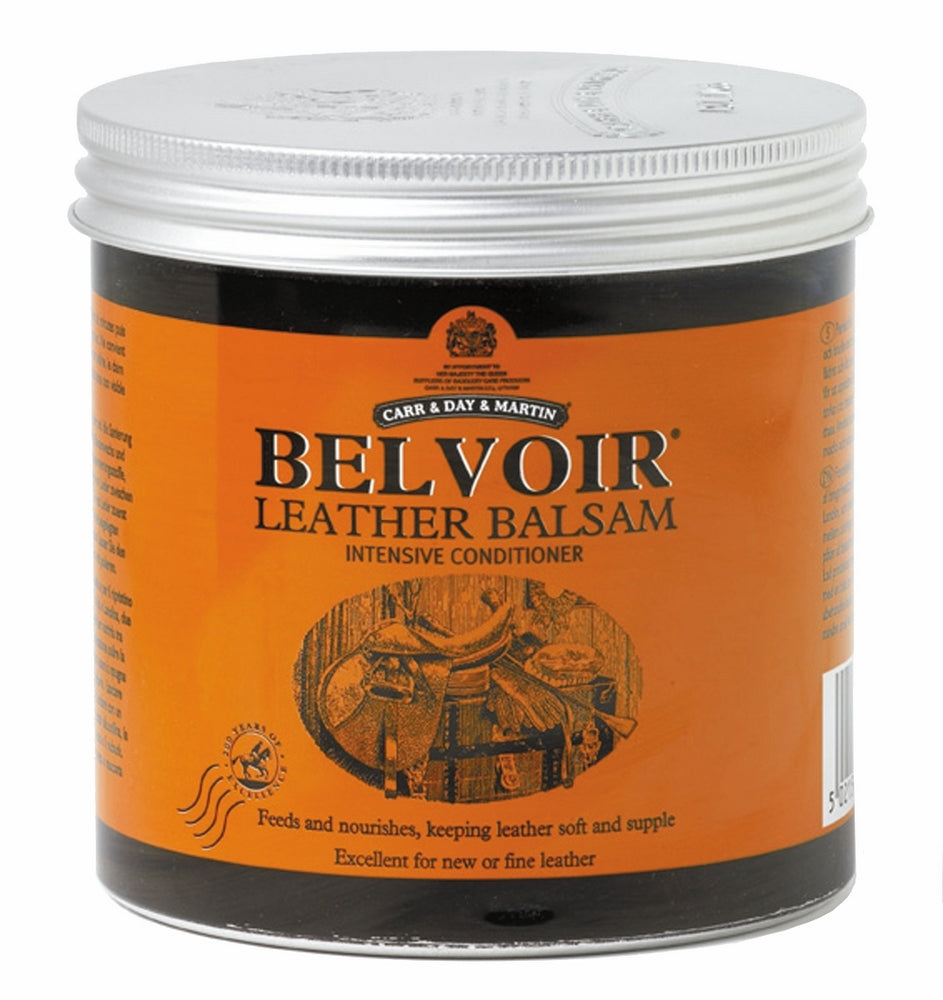 Belvoir Leather Balsam Intensive Conditioner 500ML - Carr & Day & Martin - Breeches.com