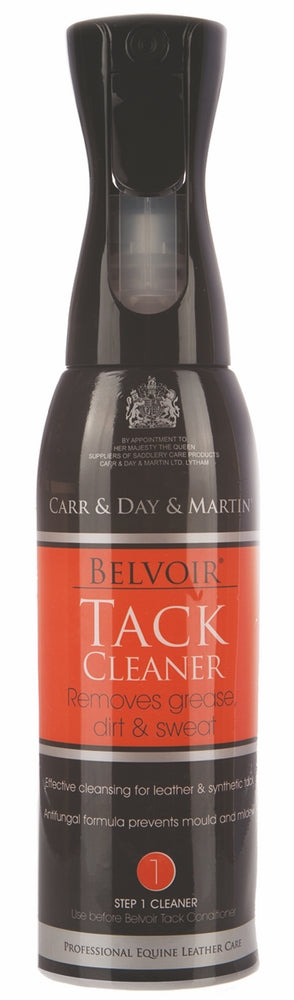 Belvoir Tack Cleaner 360 Spray - Carr & Day & Martin - Breeches.com