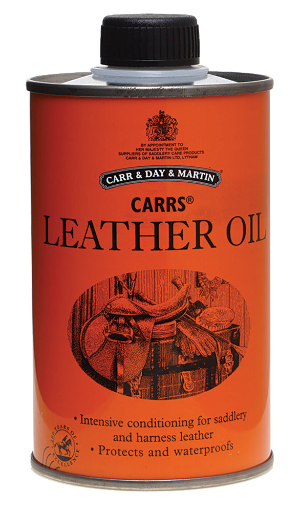 Carrs Leather Oil - Carr & Day & Martin - Breeches.com