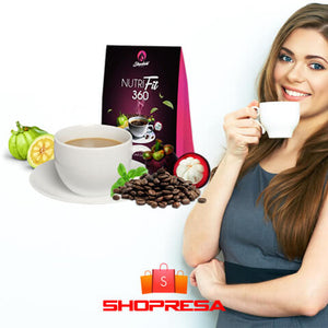 Slimming and Whitening Coffee