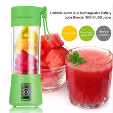 Charger l'image dans la galerie, Mini Blender Portable, Machine à Jus, milk-shake et Smoothies rechargeable USB