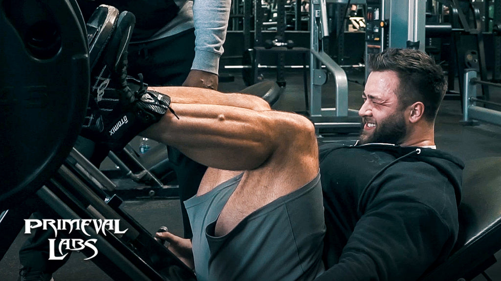 Leg Workout for Mass | IFBB Pro Regan Grimes