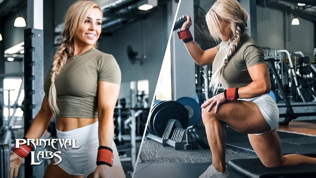 Strong Back & Shoulders Workout | Stephanie Sanzo aka StephFitMum