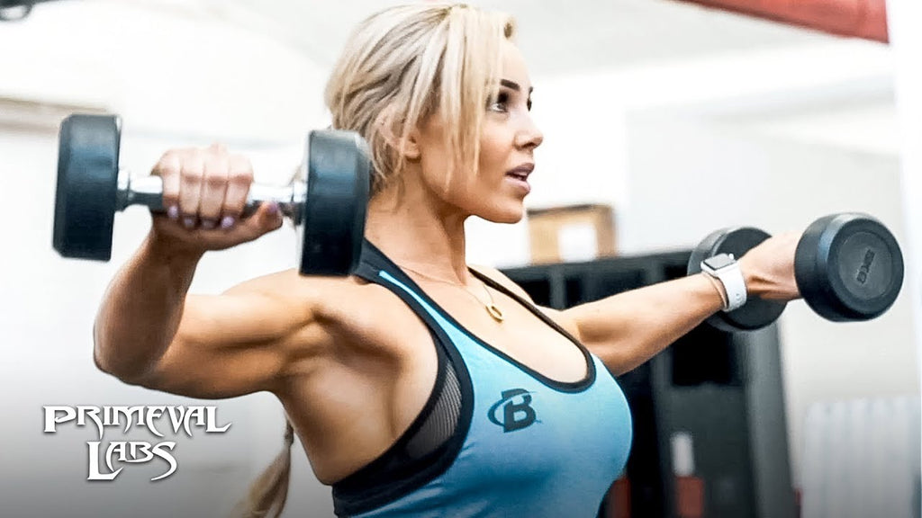 Complete Upper Body Workout with Stephanie Sanzo