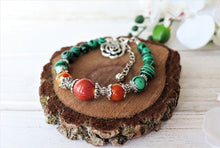 Load image into Gallery viewer, gemstone bracelet