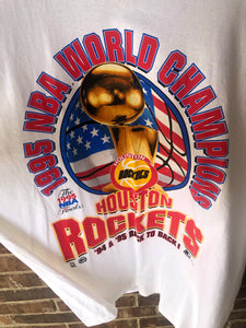 95' Houston Rockets Finals Champs Tee