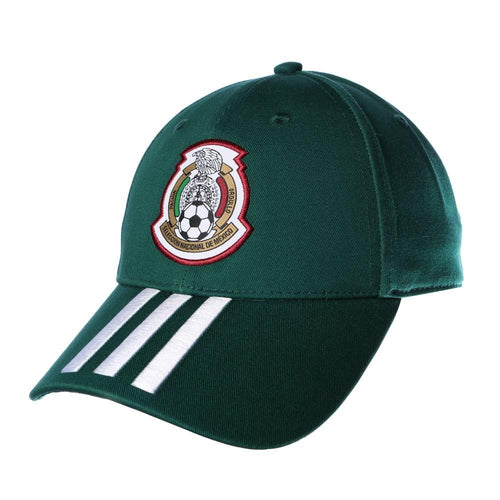 Adidas Mexico 3-Stripes Cap | Macey's Sports