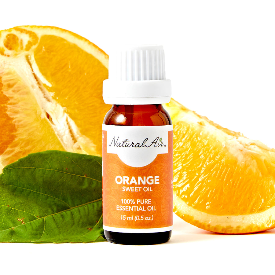 Orange Sweet Oil