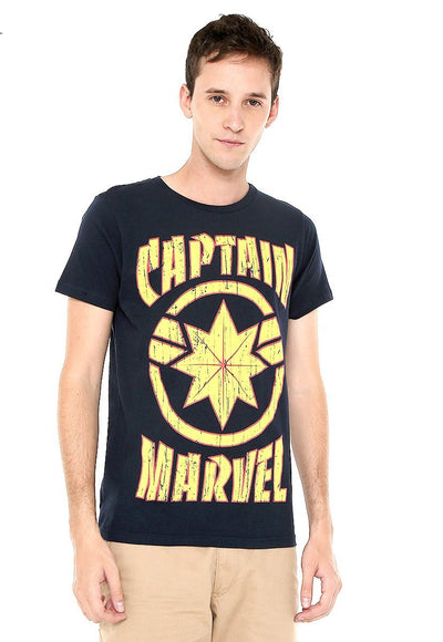 Playera Capitana Marvel 2