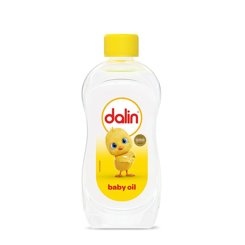 Dalin Baby Oil 500ml