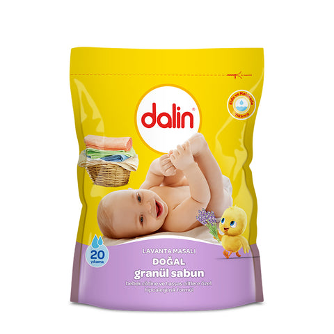 Dalin Natural Soap Based Liquid Laundry Detergent 1000gr