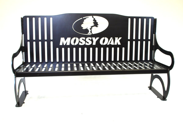 MOSSY OAK CAMERON OUTDOOR BENCH
