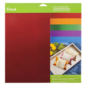 Kit cartulina laminada enjoyada 12 x 12 pulg Cricut