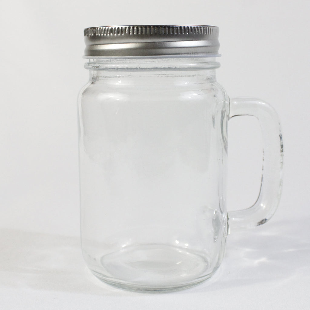 Vaso Mason Jar Sublimarts