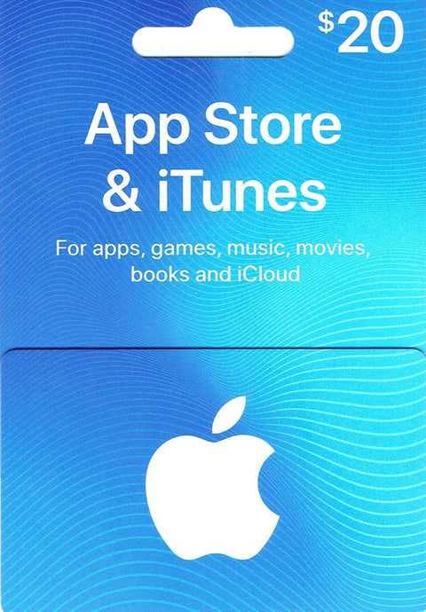 Apple $20 Gift Card