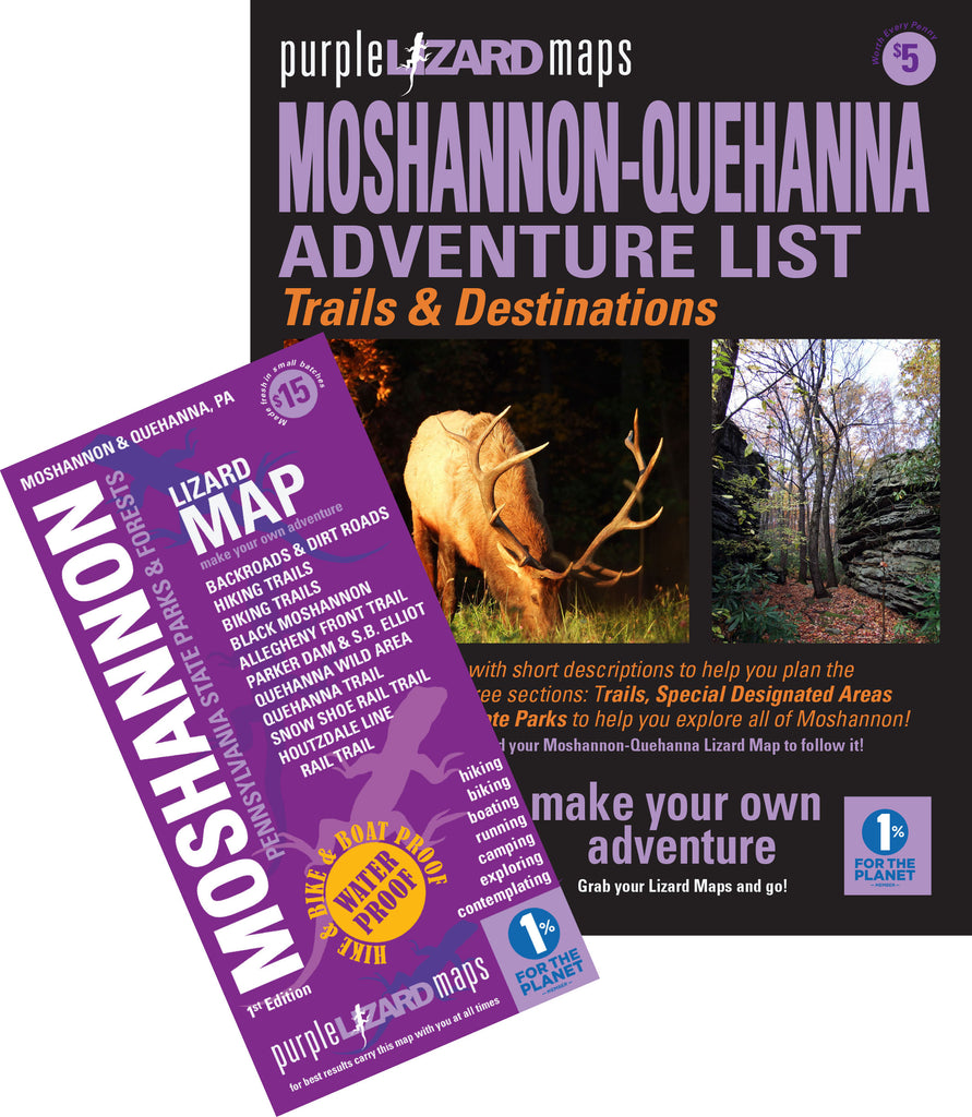 Moshannon-Quehanna State Forest (PA) Adventure List