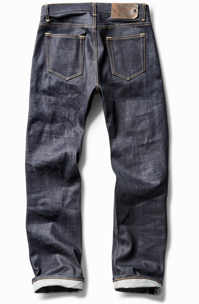 Rope Indigo - Tall Slim