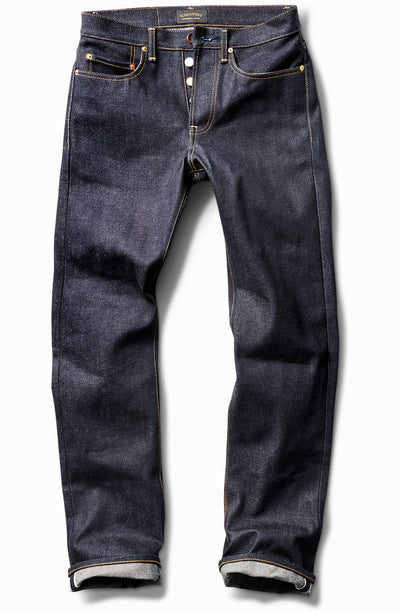 25oz Rope Indigo - Standard Straight