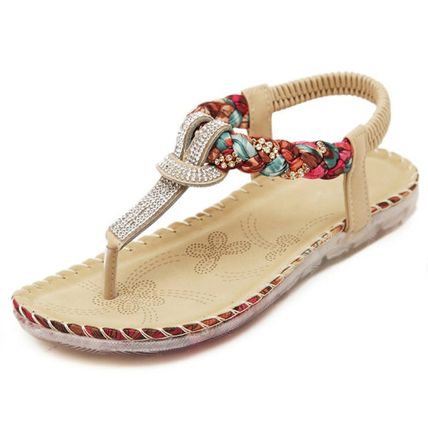 Bohemia Sexy Beach Gladiator Women Sandals -  AboutTheSHOES